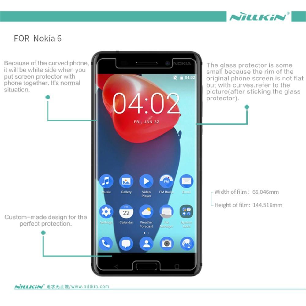 Anti-glare Skärmskydd Nokia 6