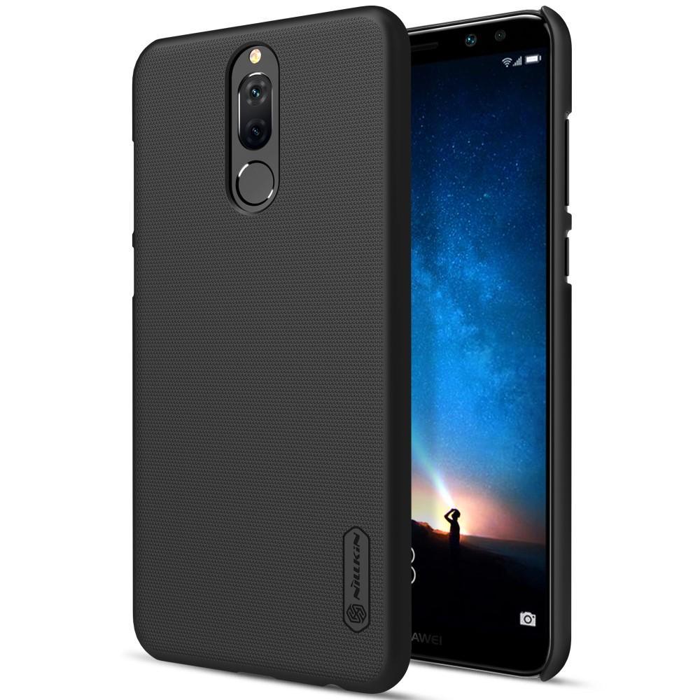 Super Frosted Shield Huawei Mate 10 Lite svart