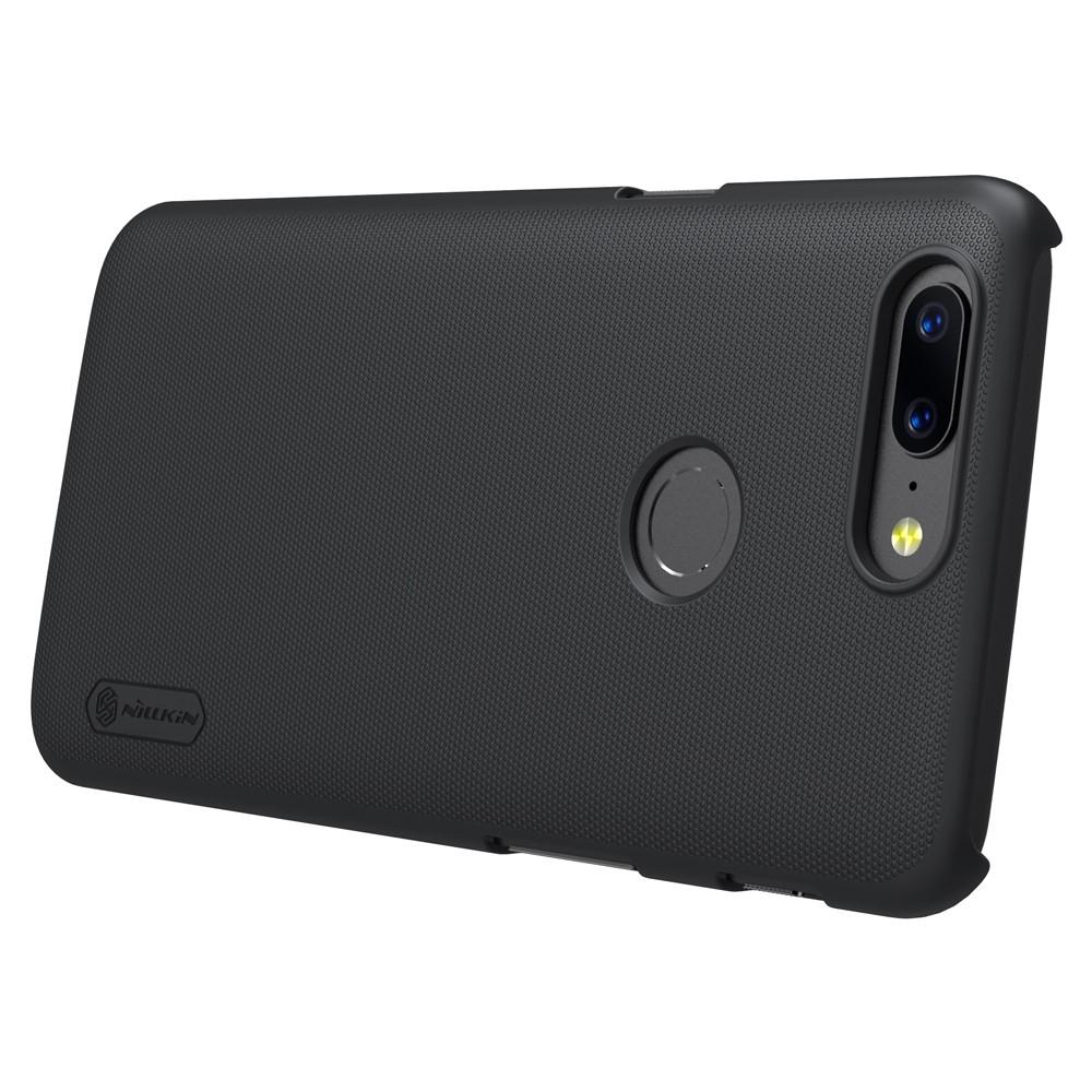 Super Frosted Shield OnePlus 5T svart