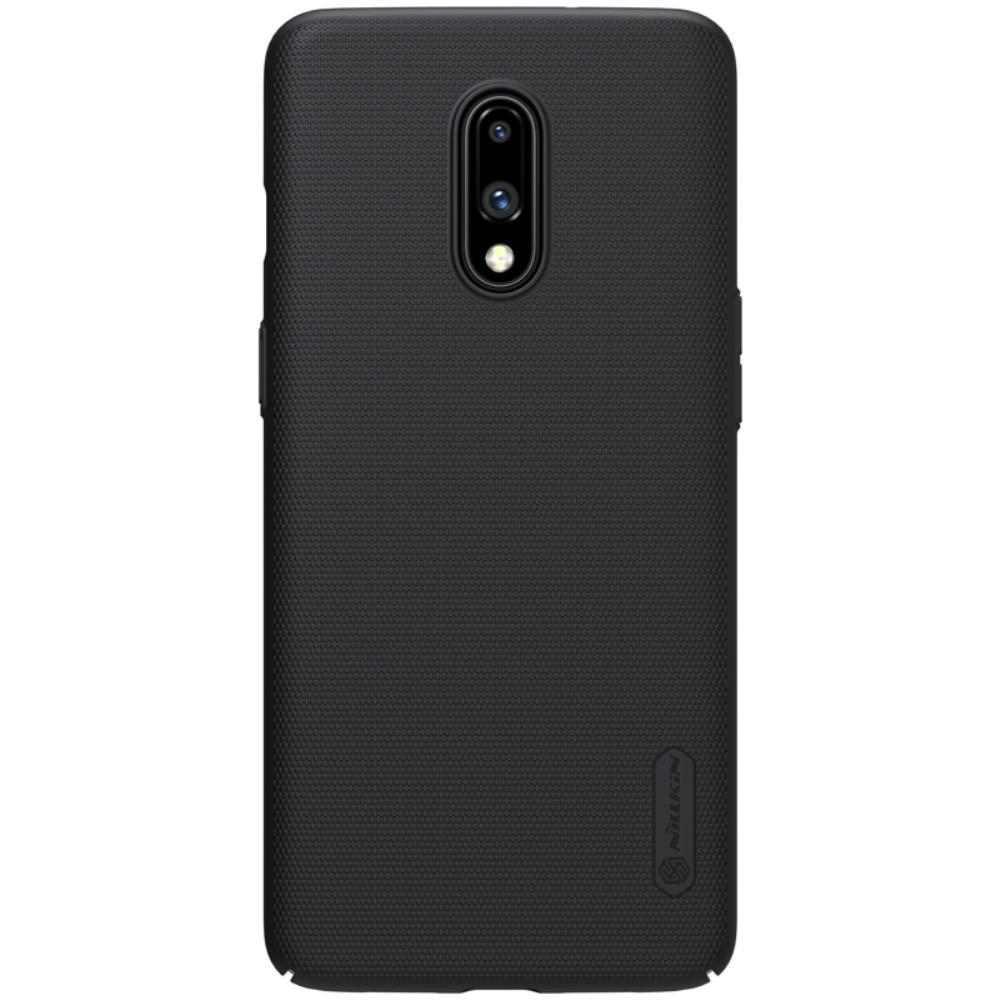 Super Frosted Shield OnePlus 7 svart