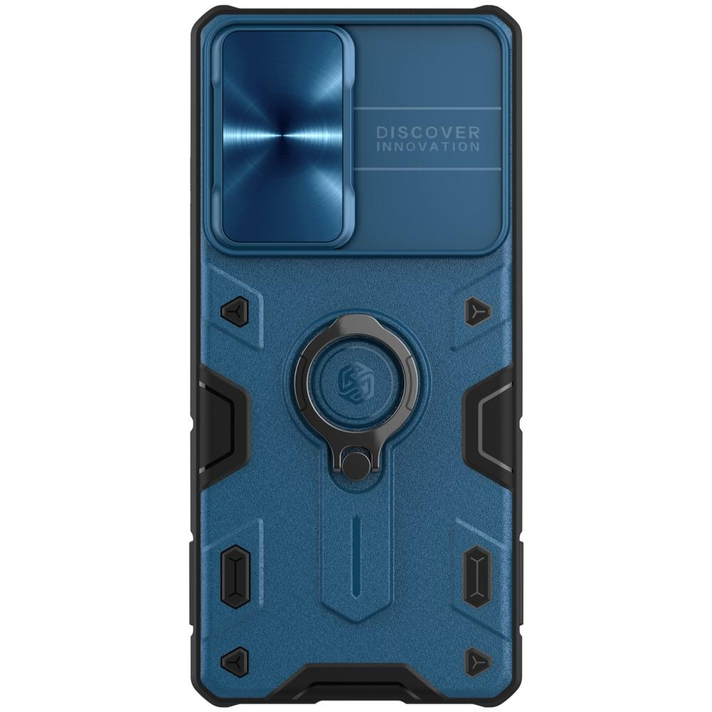 CamShield Armor Skal Galaxy S21 Ultra blå
