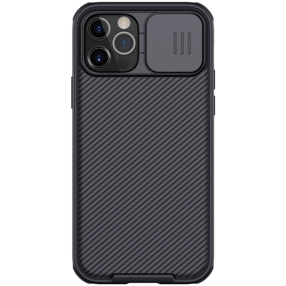 CamShield Magnetic Skal iPhone 12/12 Pro svart