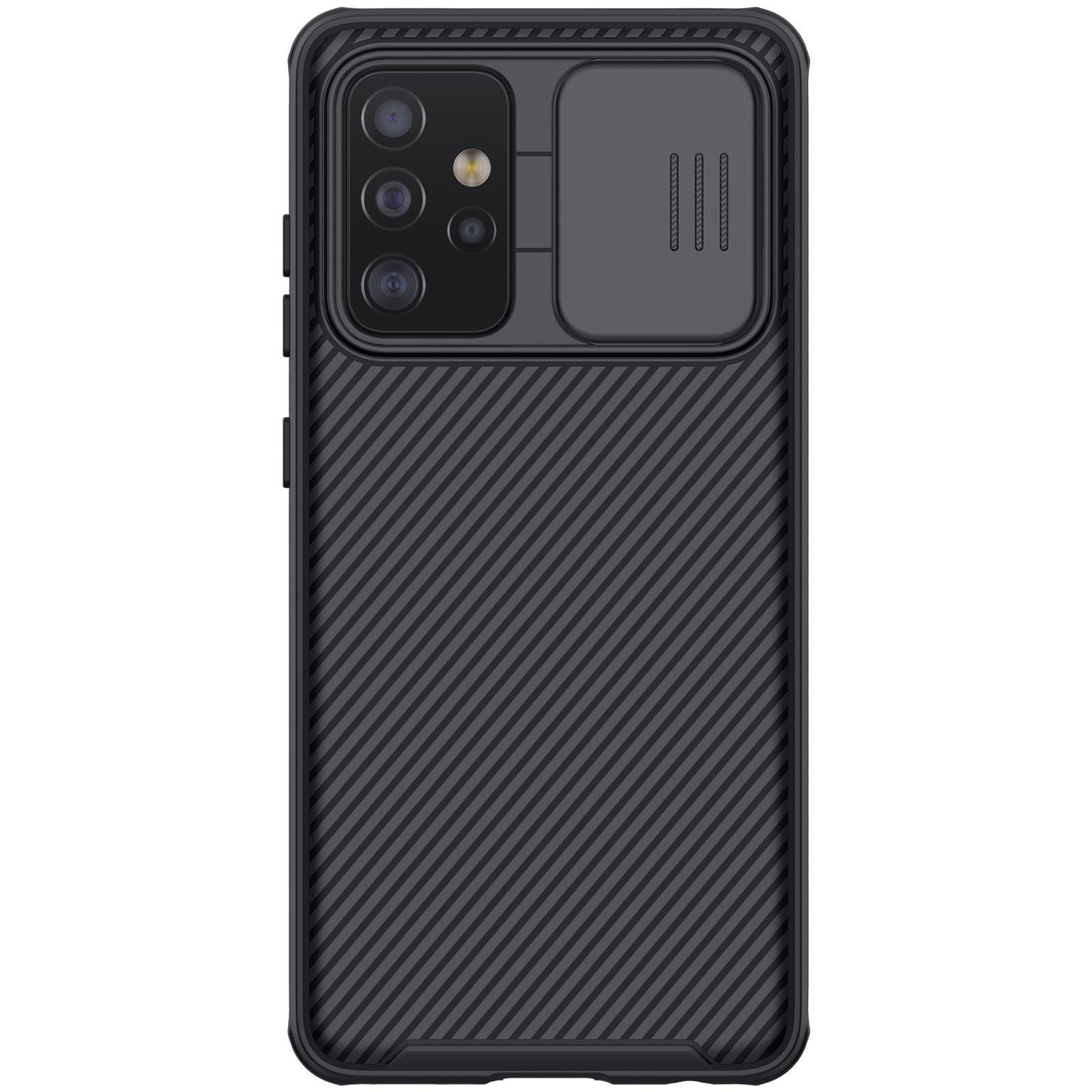 CamShield Skal Galaxy A52 svart