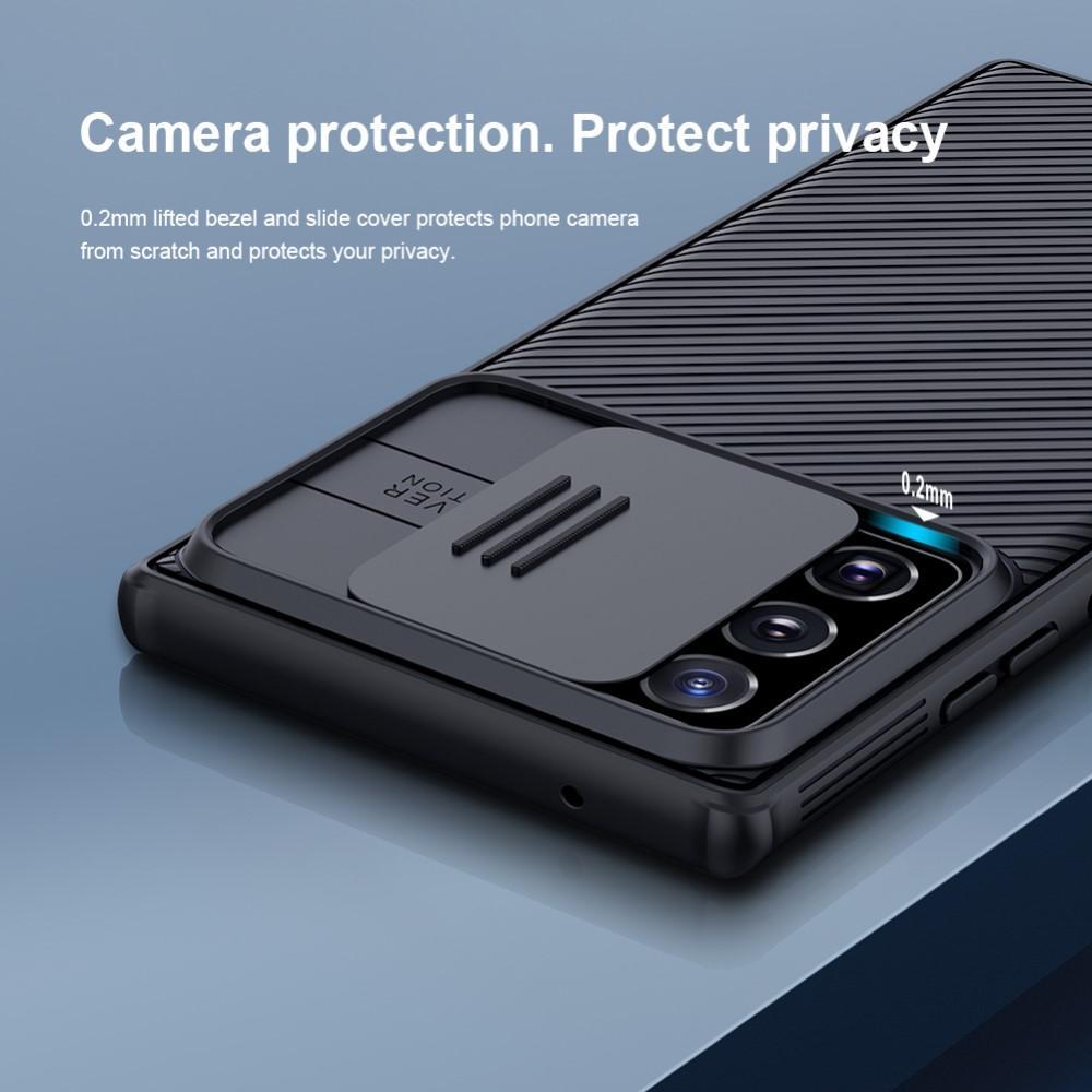 CamShield Skal Galaxy Note 20 Ultra svart