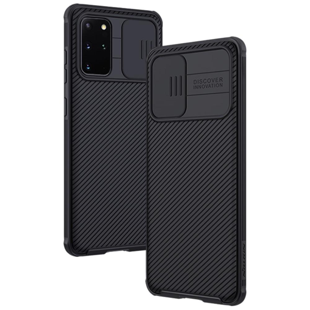 CamShield Skal Galaxy S20 Plus svart