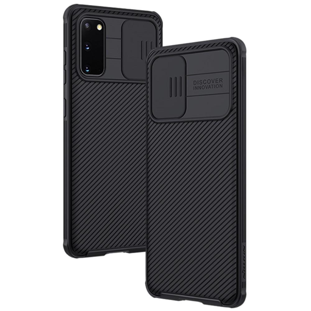 CamShield Skal Galaxy S20 svart
