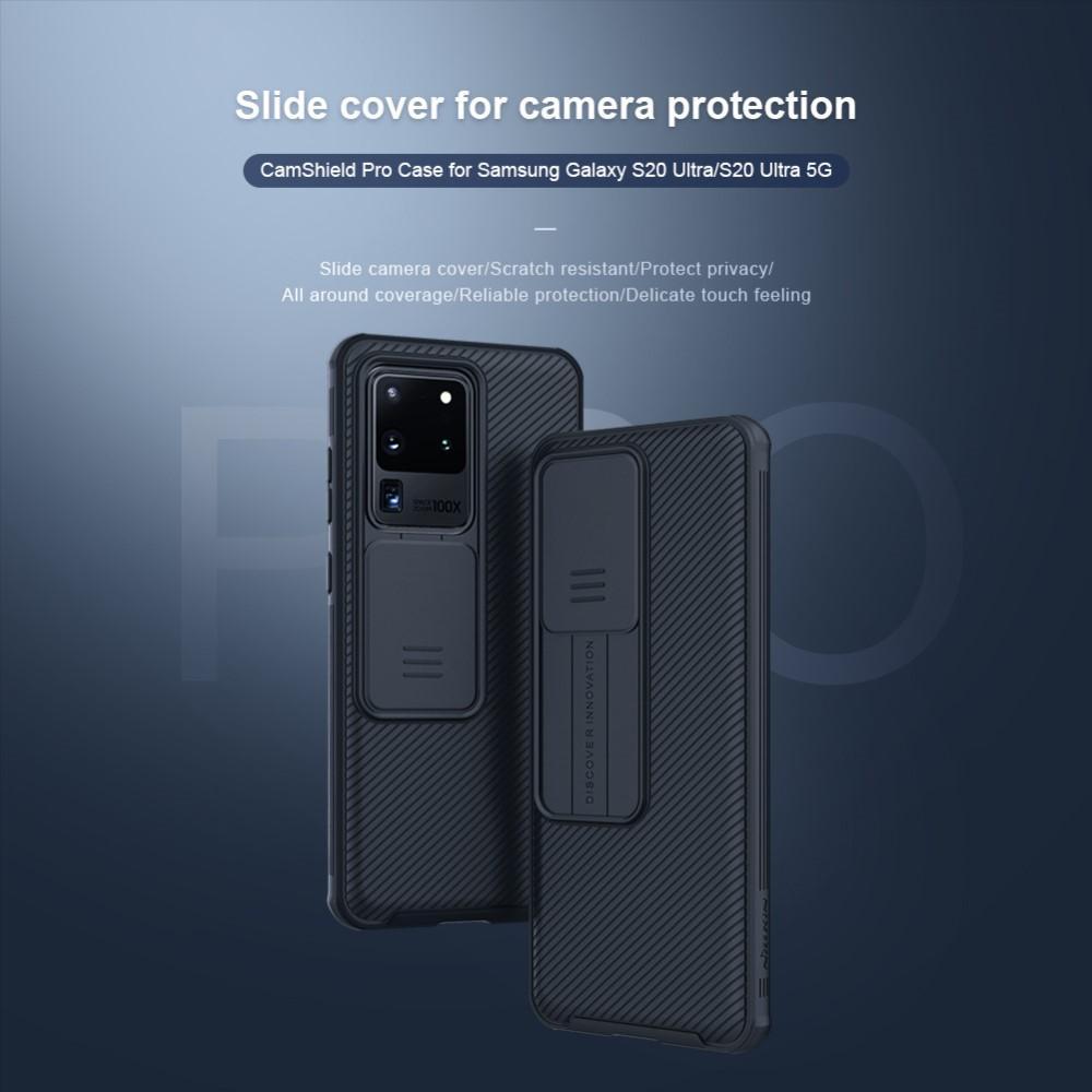 CamShield Skal Galaxy S20 Ultra svart