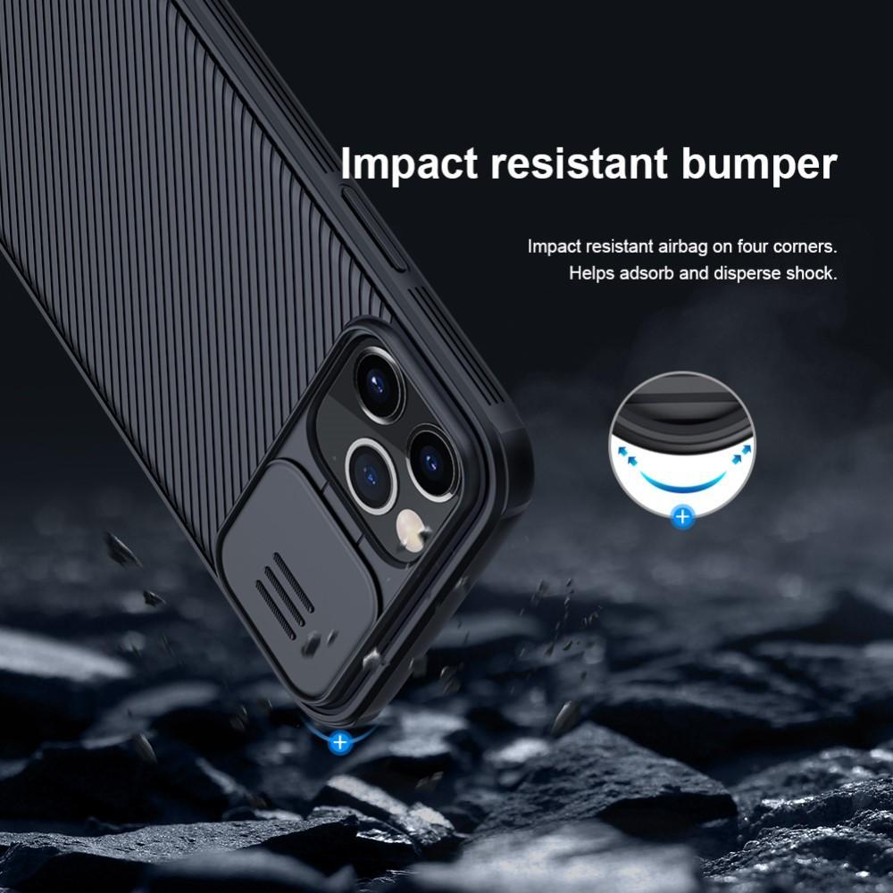 CamShield Skal iPhone 12 Pro Max svart