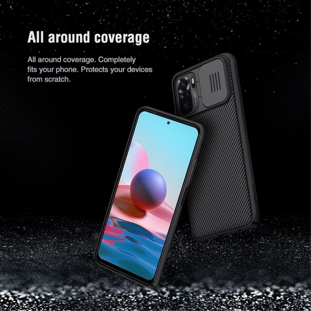 CamShield Skal Xiaomi Redmi Note 10 svart