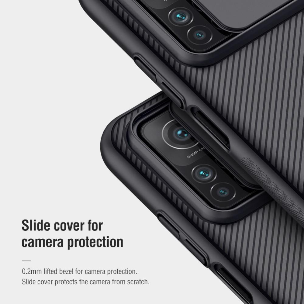 CamShield Skal Xiaomi Mi 10T/10T Pro svart