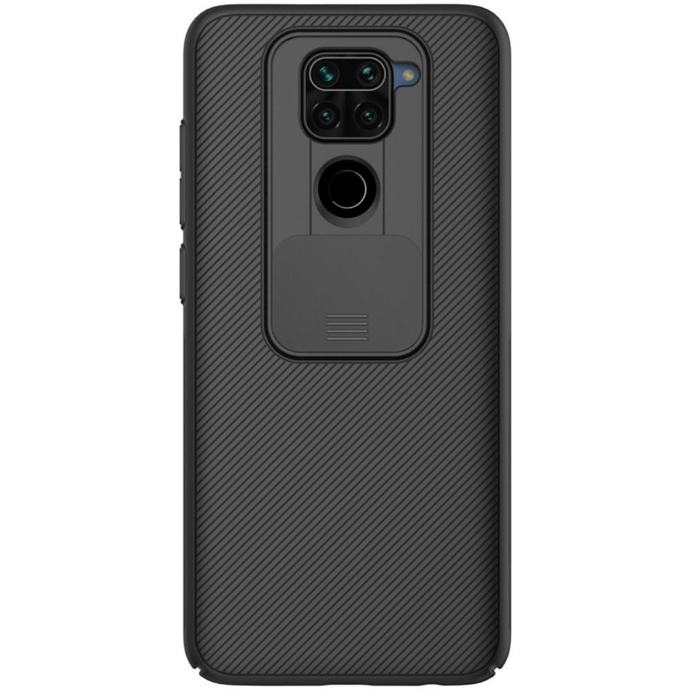 CamShield Skal Xiaomi Redmi Note 9 svart