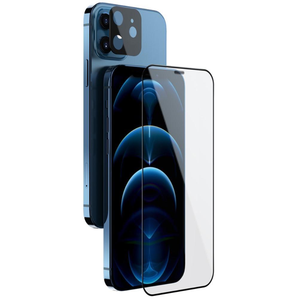 2-in-1 Skärmskydd & Linsskydd iPhone 12 Mini
