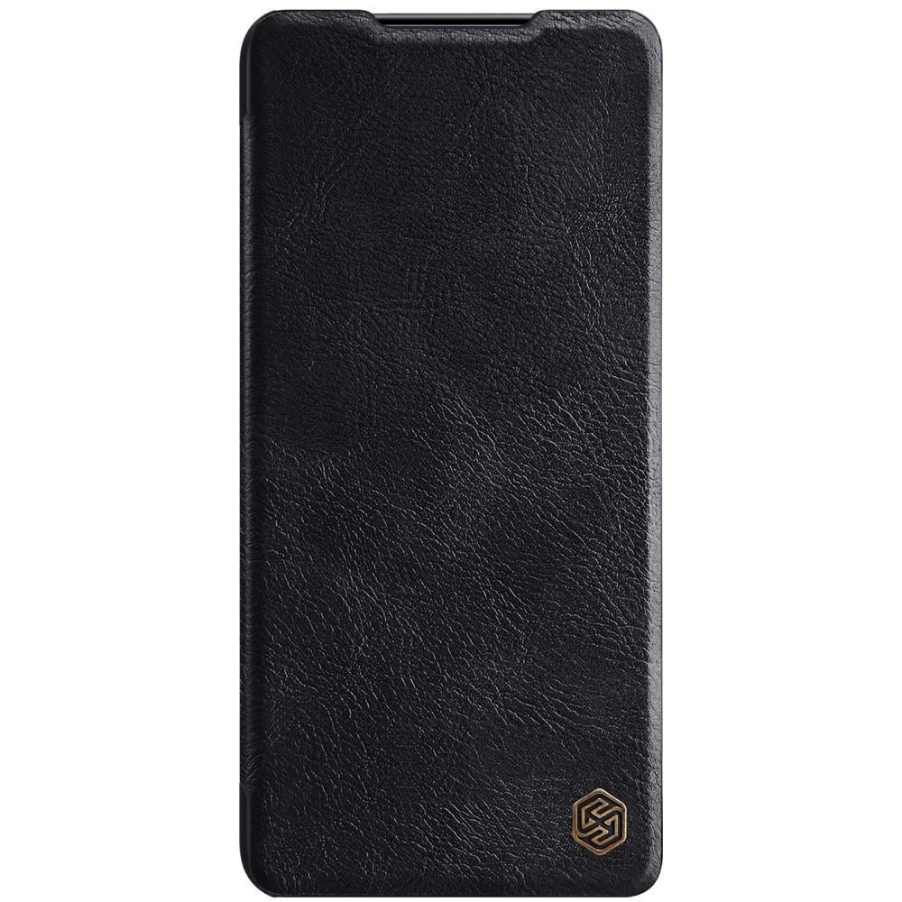 Qin Series Läderfodral Samsung Galaxy S21 Plus svart
