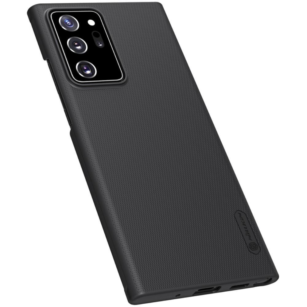 Super Frosted Shield Galaxy Note 20 Ultra svart