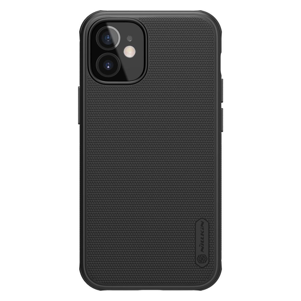 Super Frosted Shield iPhone 12 Mini svart