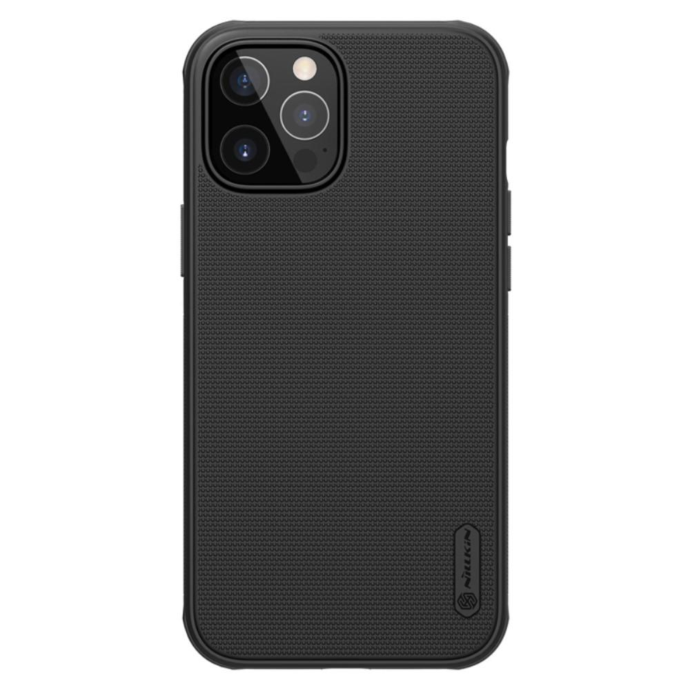 Super Frosted Shield iPhone 12 Pro Max svart