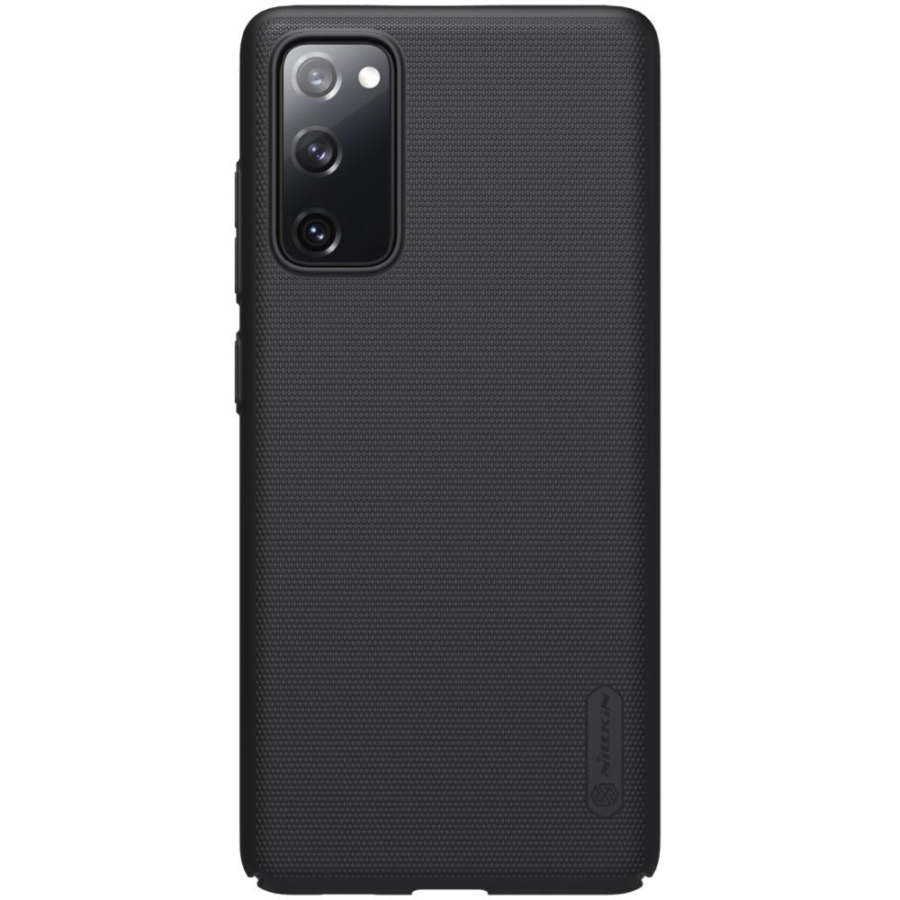 Super Frosted Shield Samsung Galaxy S20 FE svart