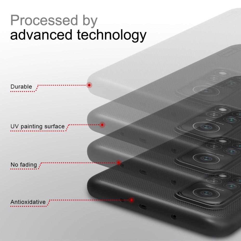 Super Frosted Shield Xiaomi Mi 10T/10T Pro 5G svart