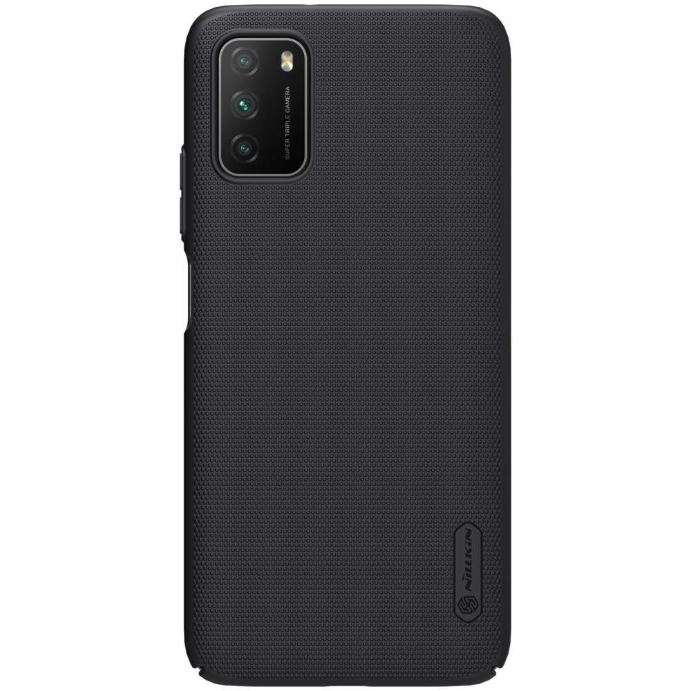 Super Frosted Shield Xiaomi Poco M3 svart