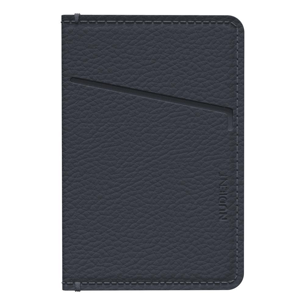 Thin Card Holder/Korthållare Midwinter Blue Leather