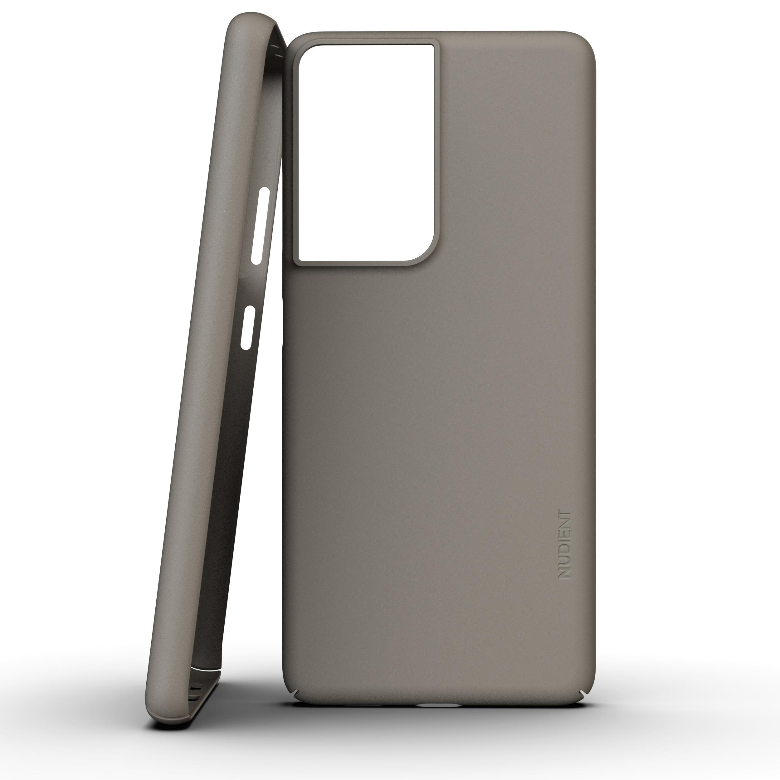 Thin Case V3 Galaxy S21 Ultra Clay Beige