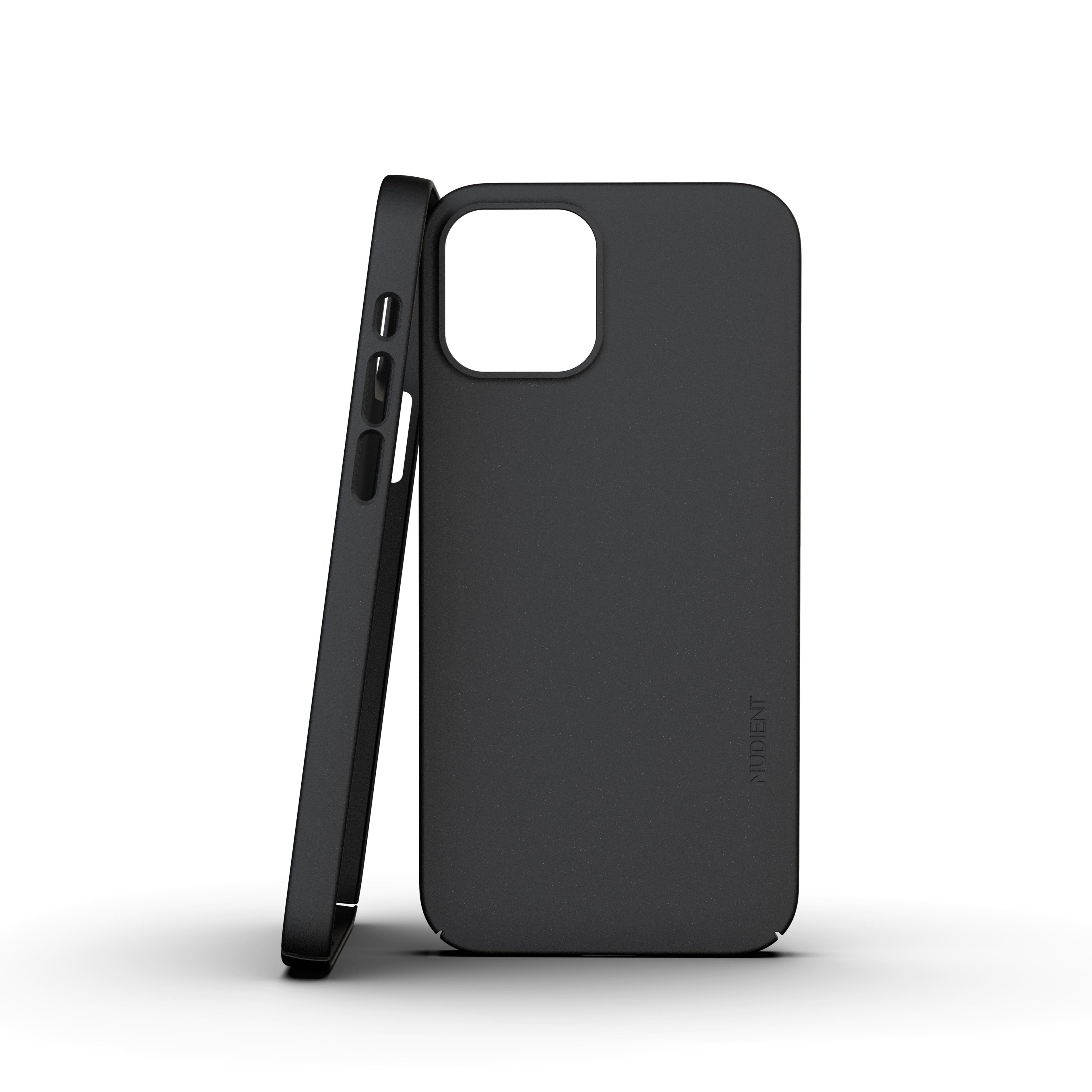 Thin Case V3 iPhone 12/12 Pro Ink Black