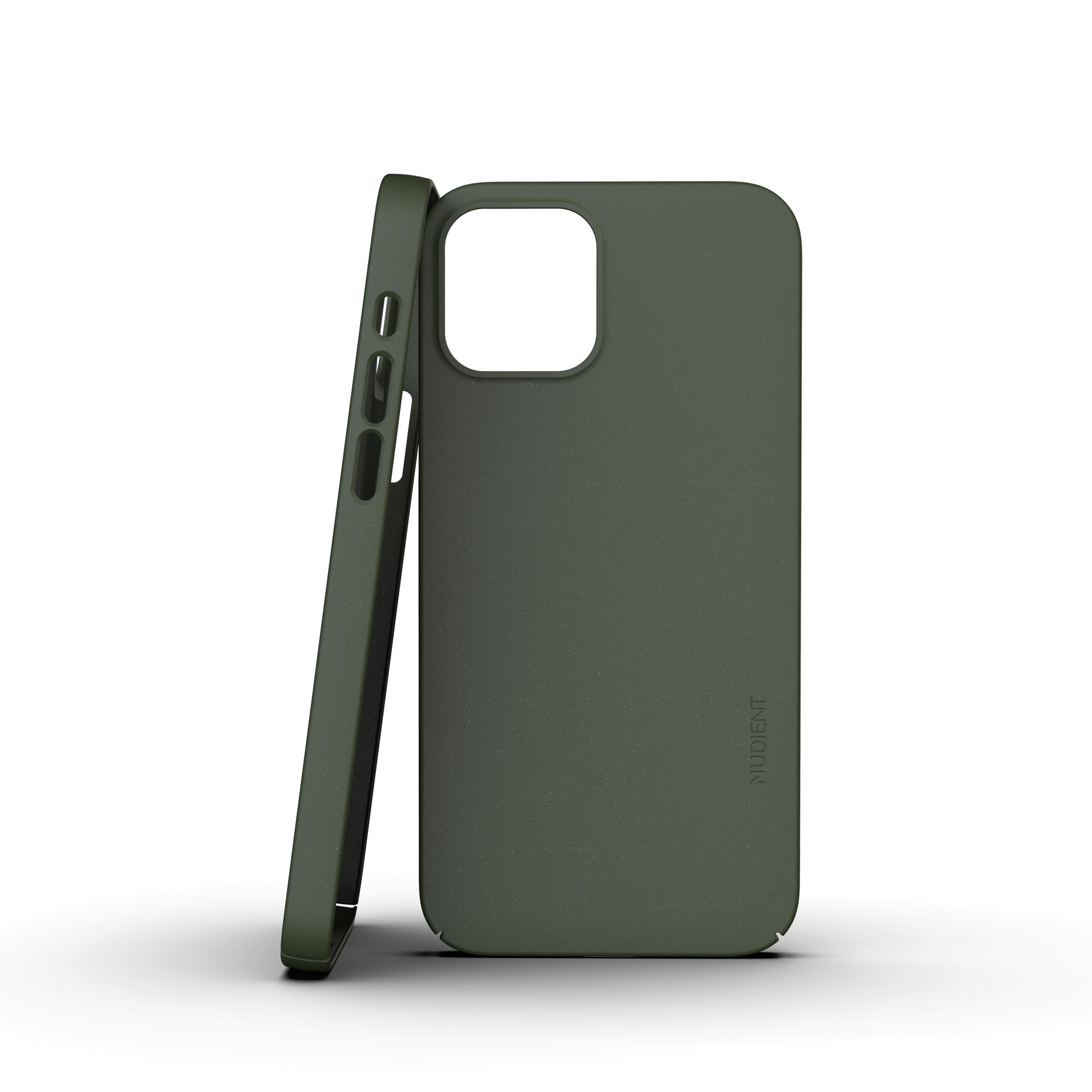Thin Case V3 iPhone 12/12 Pro Pine Green