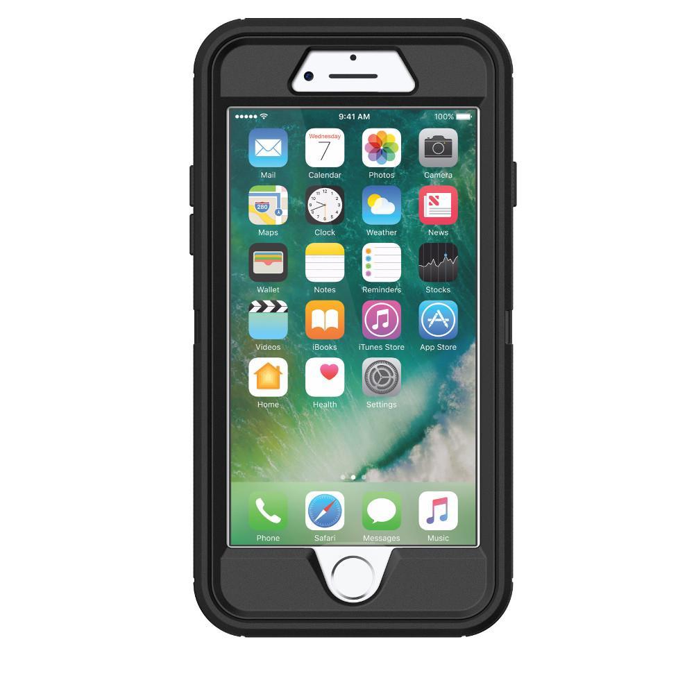 Defender Case iPhone 7/8/SE 2020 Black