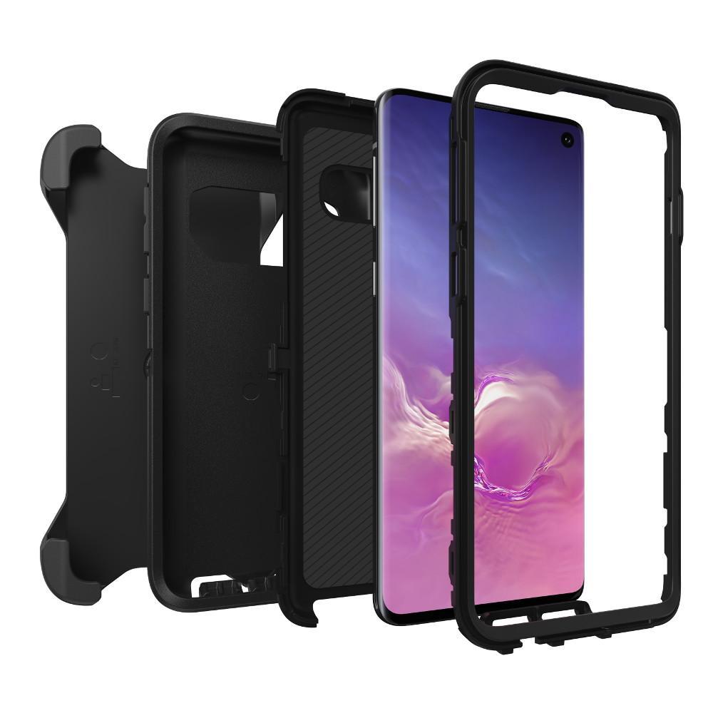 Defender Case Galaxy S10 Black