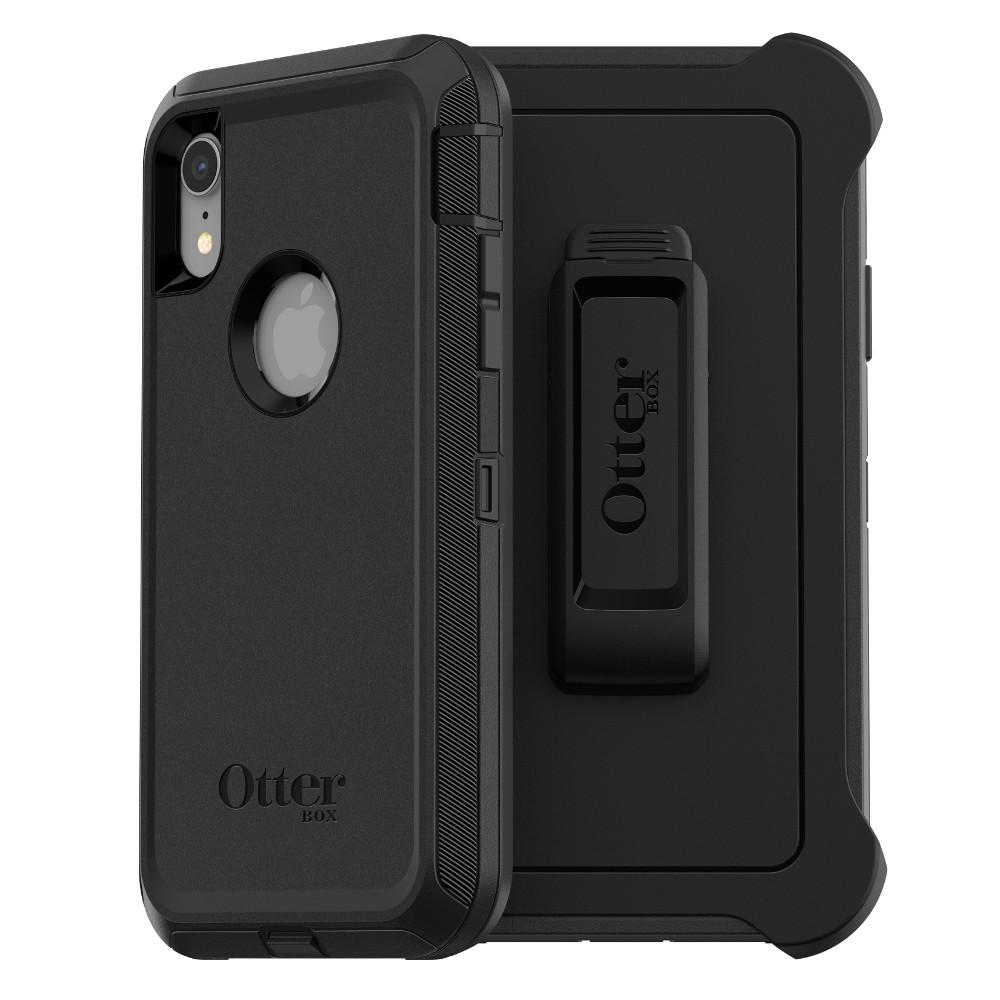 Defender Case iPhone XR Black