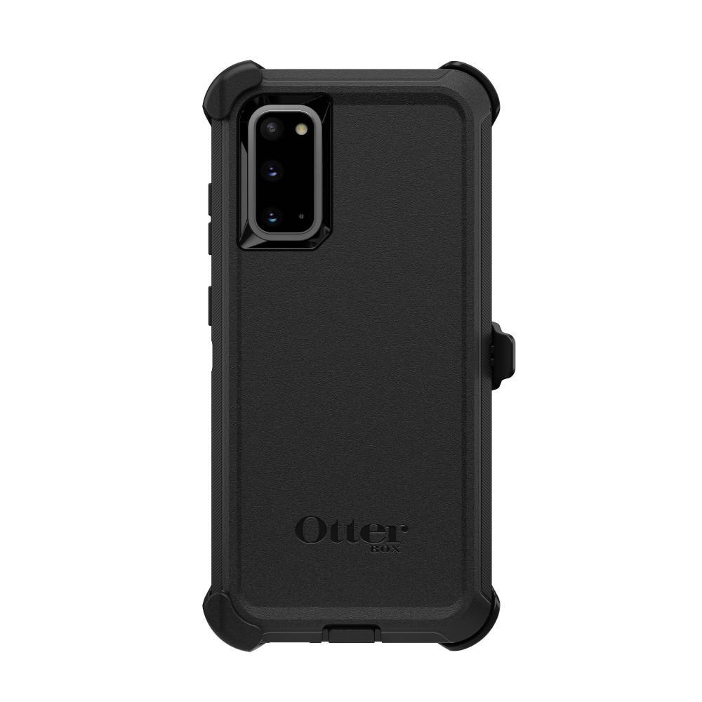 Defender Case Galaxy S20 Black