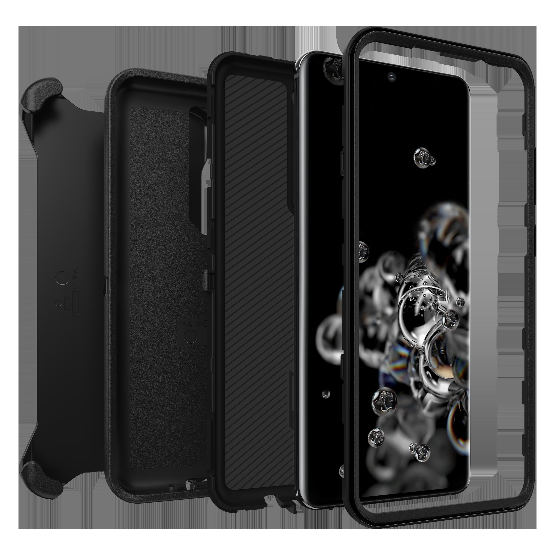 Defender Case Galaxy S20 Ultra Black