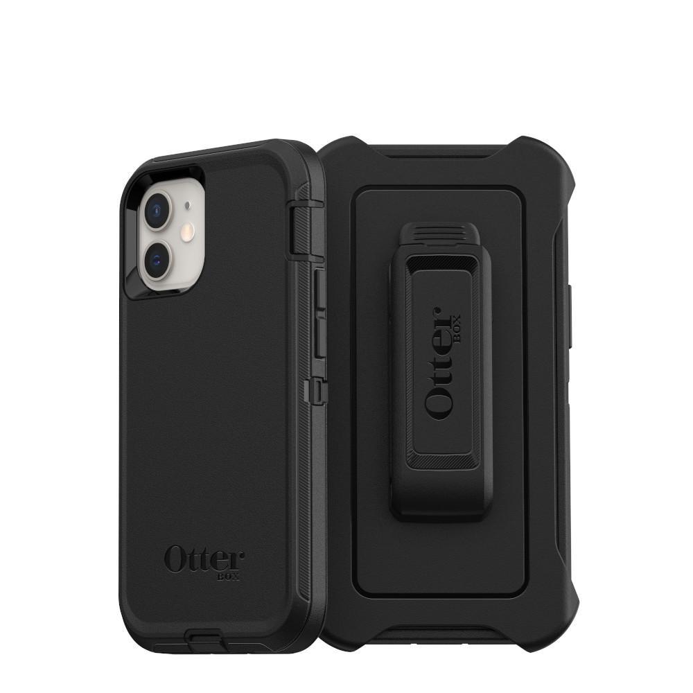 Defender Case iPhone 12 Mini Black