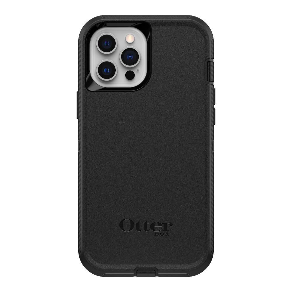 Defender Case iPhone 12 Pro Max Black
