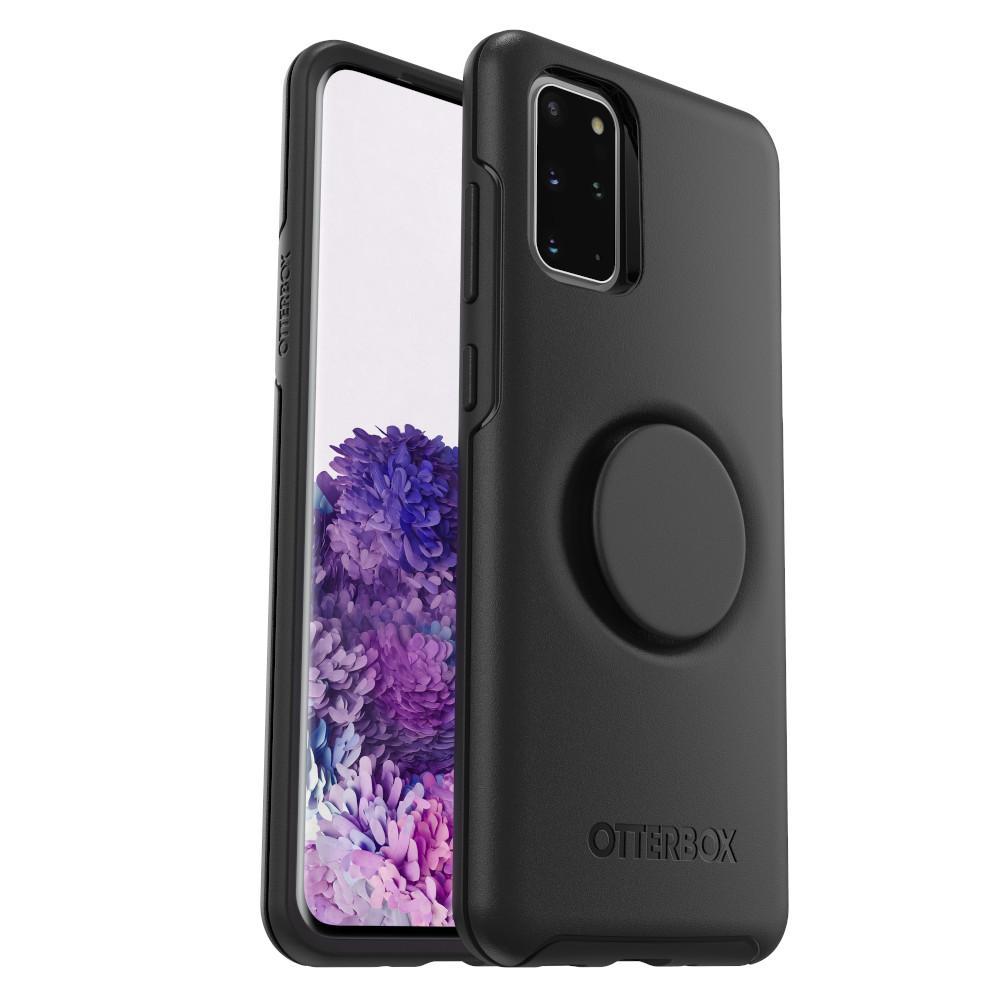 Otter+Pop Symmetry Case Galaxy S20 Plus Black