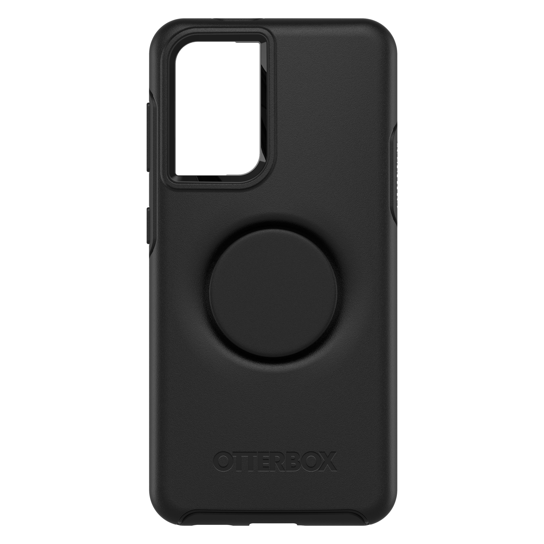Otter+Pop Symmetry Case Galaxy S21 Black