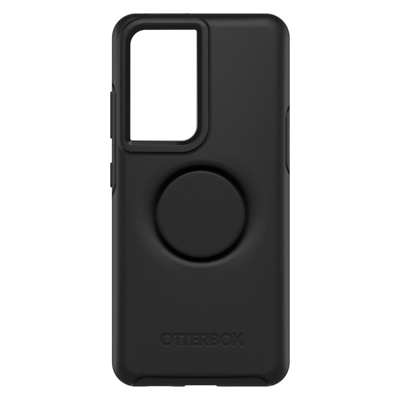 Otter+Pop Symmetry Case Galaxy S21 Ultra Black