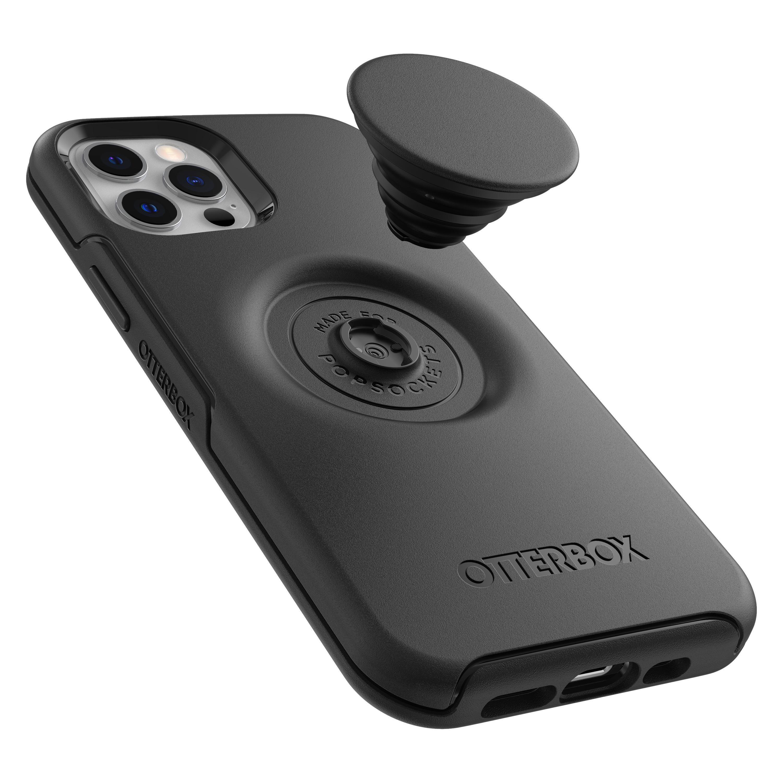 Otter+Pop Symmetry Case iPhone 12/12 Pro Black