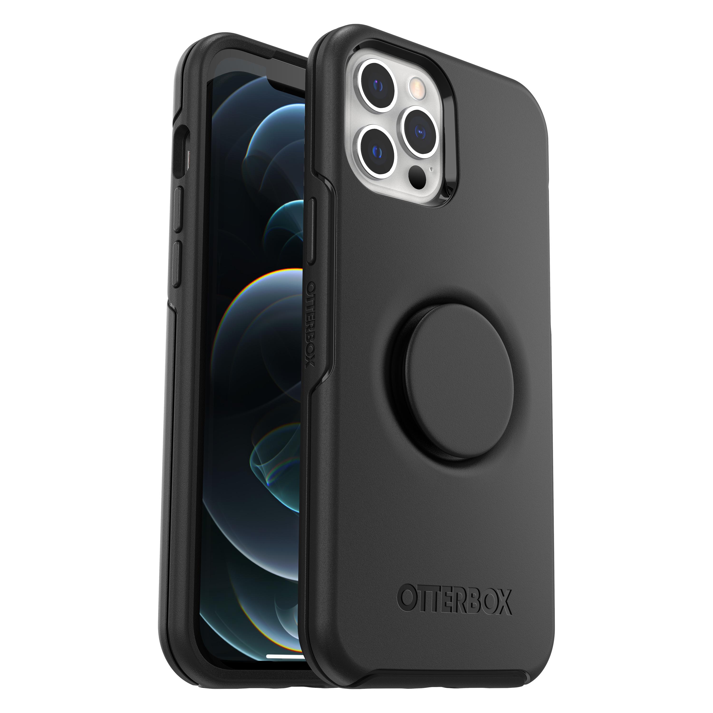 Otter+Pop Symmetry Case iPhone 12 Pro Max Black