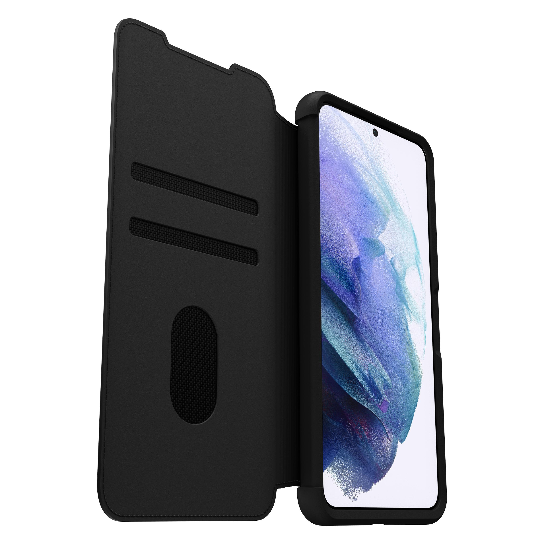 Strada Case Galaxy S21 Plus Black