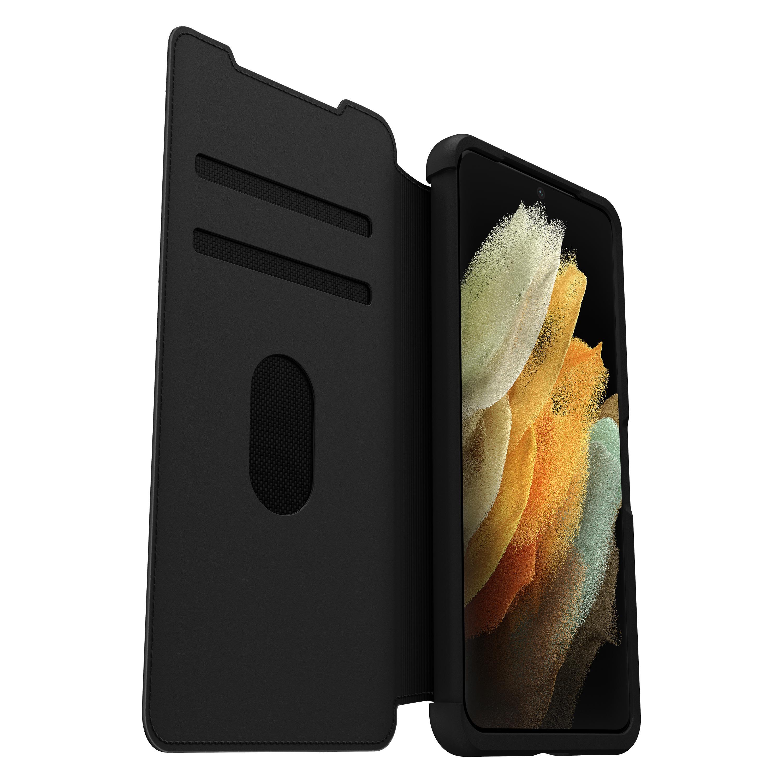 Strada Case Galaxy S21 Ultra Black