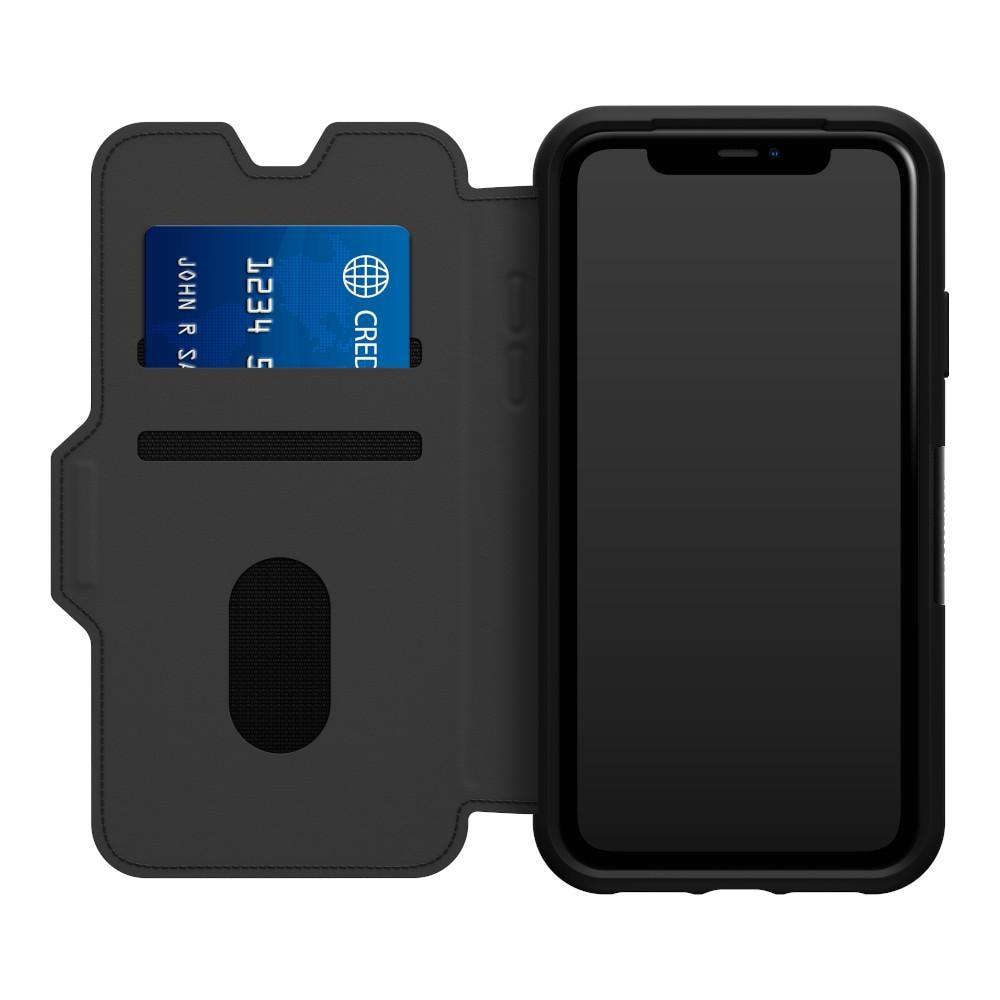 Strada Case iPhone 11 Black