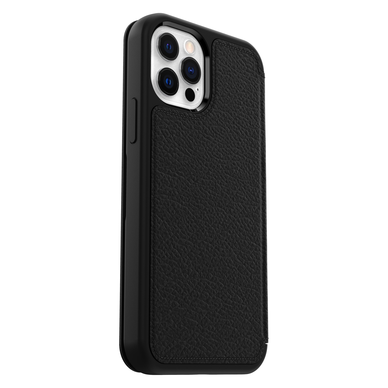 Strada Case iPhone 12/12 Pro Black