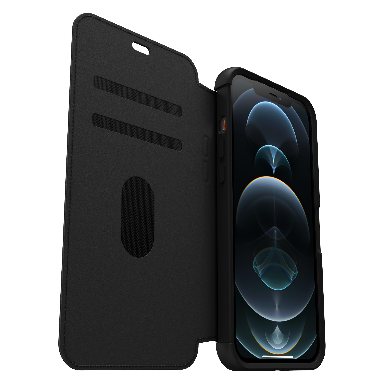 Strada Case iPhone 12 Pro Max Black