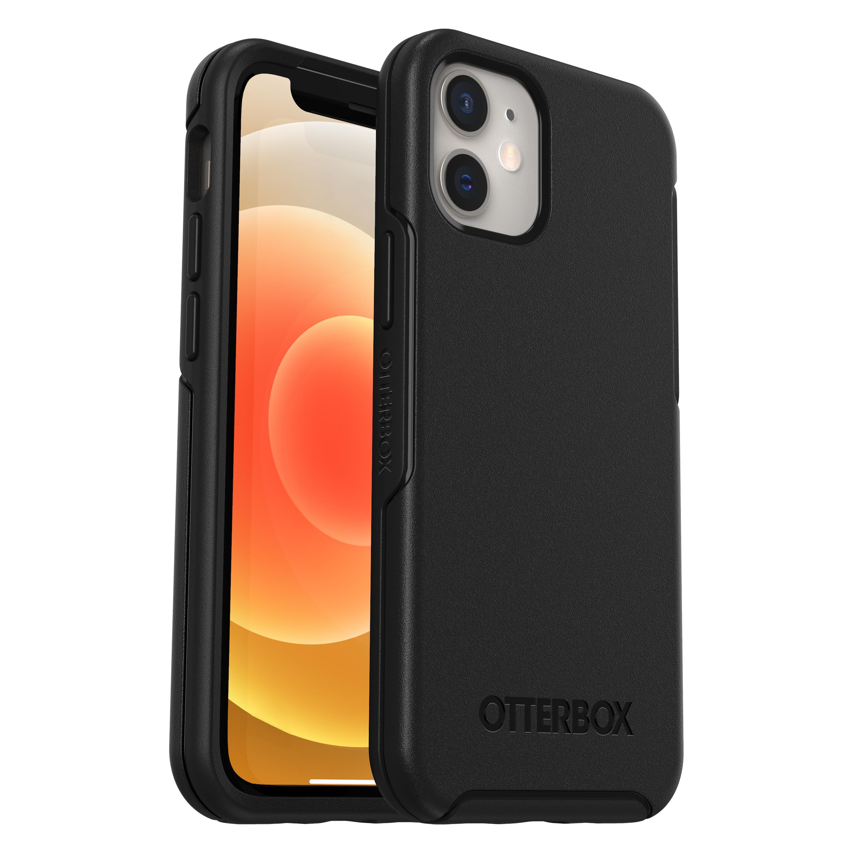 Symmetry Case iPhone 12 Mini Black