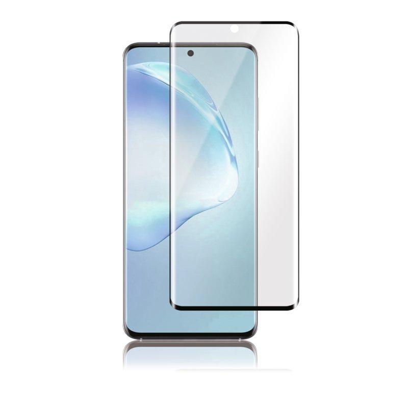 Curved Glass Samsung Galaxy S20 Ultra Black