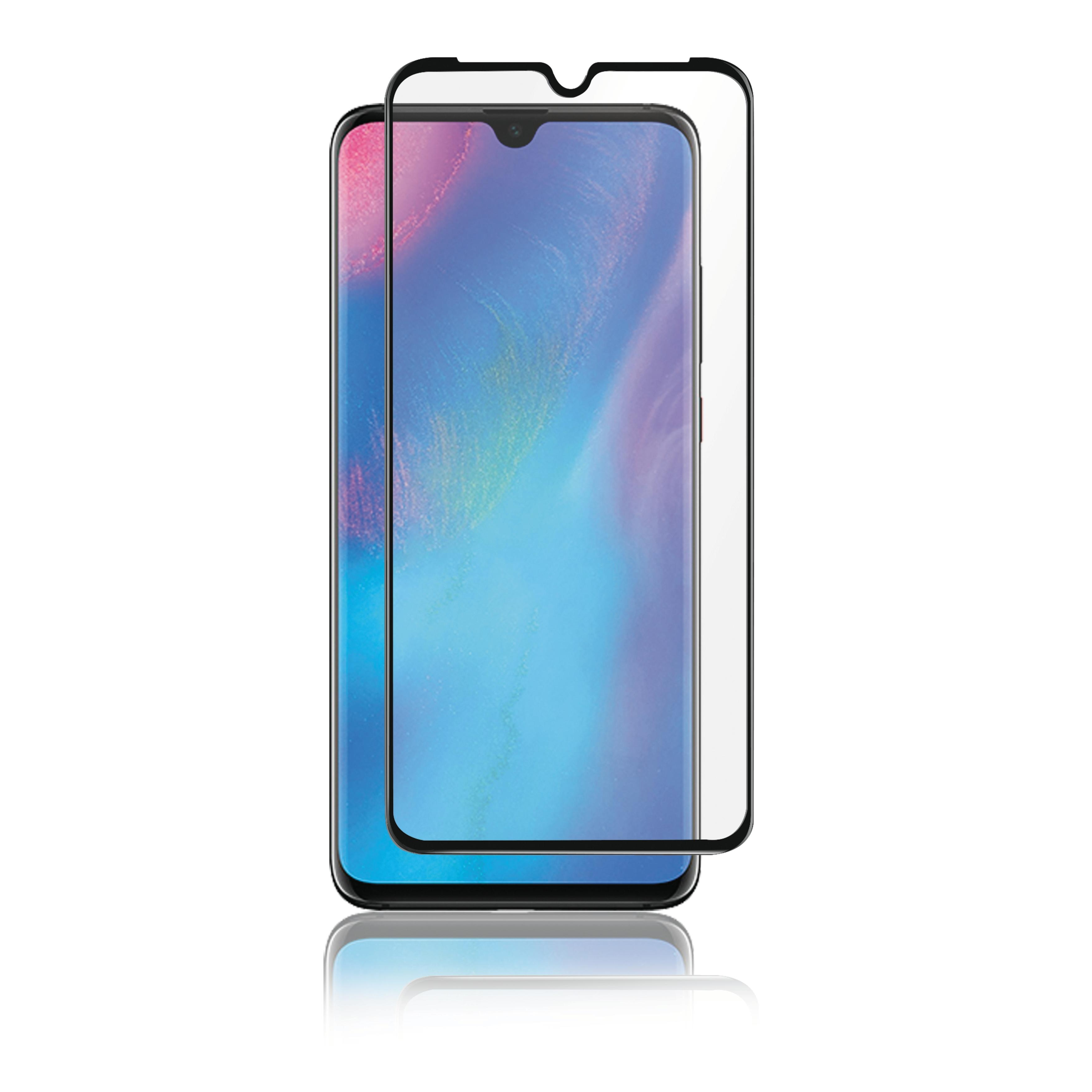 Curved Glass Huawei P30 Pro Black