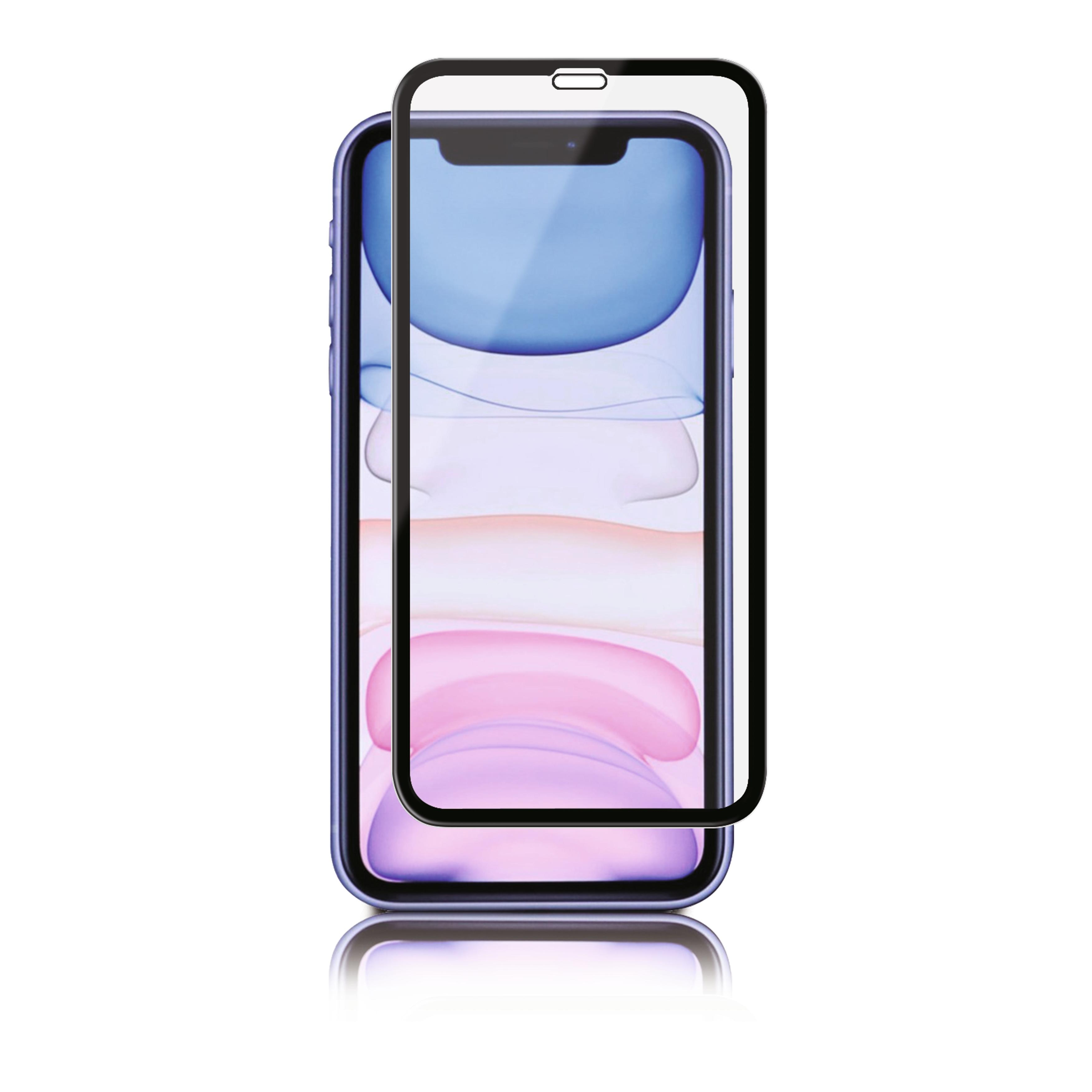 Curved Glass iPhone 11/XR Black