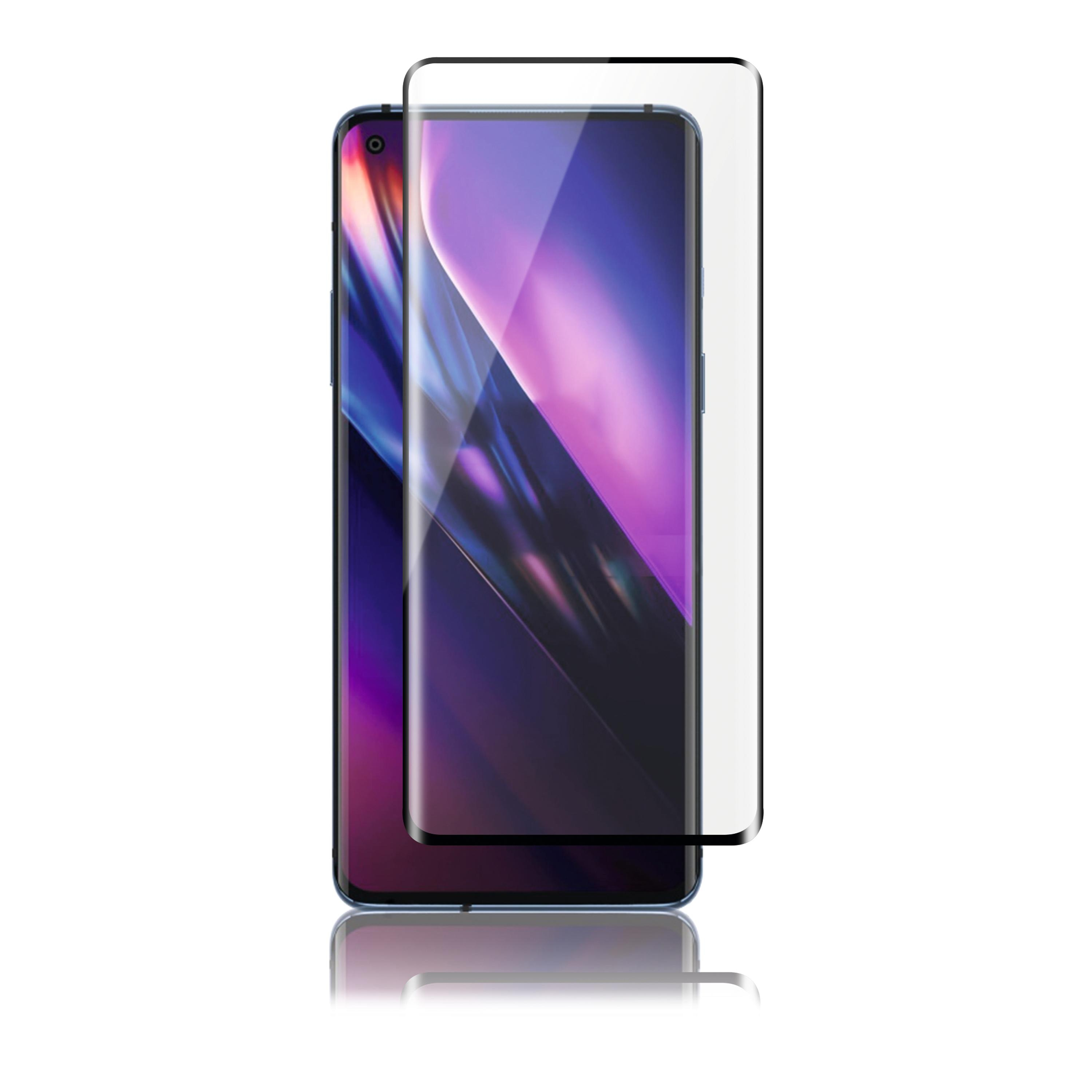 Curved Glass OnePlus 8 Black