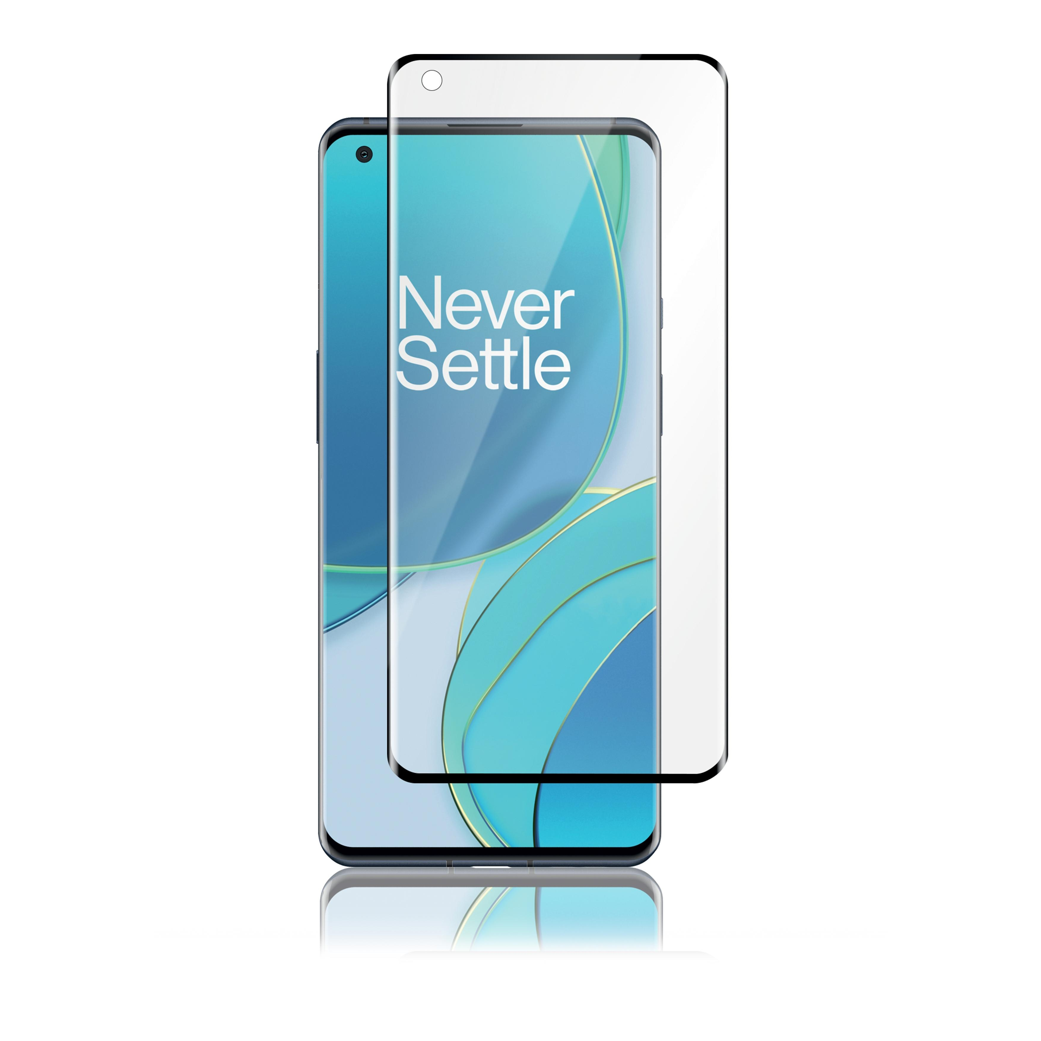 Curved Glass OnePlus 9 Pro Black